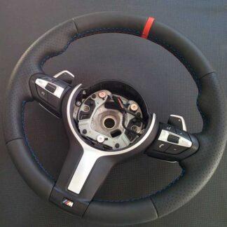 Tapizado de volante en Piel