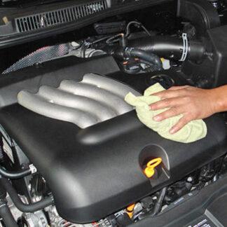 Limpieza de motor
