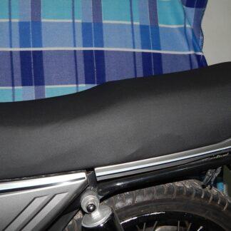 Tapizado de sillón de moto