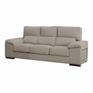Fabricación de sillón o sofá de 2 o 3 plazas
