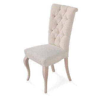 Fabricación de silla tapizada