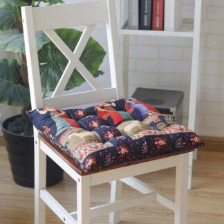 Fabricación de silla de madera con cojín